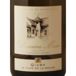 Givry blanc Clos de la Roche 2016